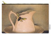Cicada On Pitcher Carry-all Pouch
