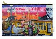Cigar City Street Mural Carry-all Pouch