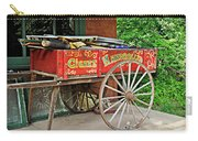 Cigar Wagon Carry-all Pouch by Marty Koch