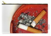 Cigarette Butts Carry-all Pouch
