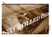 Cigars The Old Fashion Way Carry-all Pouch