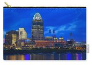 Cincinnati At Sunset Carry-all Pouch