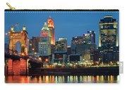 Cincinnati Blue Hour Carry-all Pouch