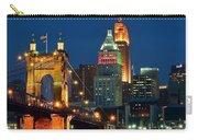 Cincinnati Close Up Carry-all Pouch