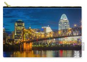 Cincinnati Downtown Carry-all Pouch