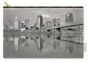 Cincinnati Monochrome Carry-all Pouch