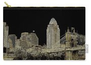 The Queen City Cincinnati Ohio Carry-all Pouch