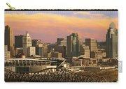 Cincinnati Over The Bridge Carry-all Pouch
