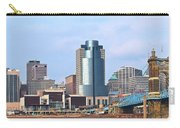 Cincinnati Panoramic Skyline Carry-all Pouch