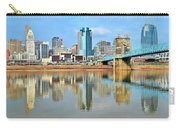 Cincinnati Reflects Carry-all Pouch