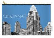 Cincinnati Skyline 1 - Slate Carry-all Pouch
