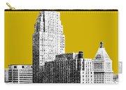 Cincinnati Skyline 2 - Gold Carry-all Pouch