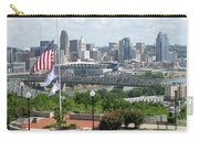 Cincinnati Skyline Carry-all Pouch