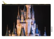 Cinderella's Castle In Magic Kingdom Carry-all Pouch