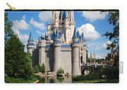 Cinderellas  Castle Carry-all Pouch
