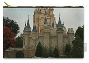 Cinderella's Castle Reflected Carry-all Pouch