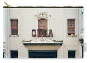 Cinema Cuba Carry-all Pouch