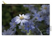 Cineraria  1217 Carry-all Pouch by Terri Winkler