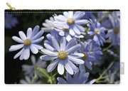 Cineraria 1225 Carry-all Pouch by Terri Winkler