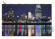 Cinicinnati At Dusk Carry-all Pouch