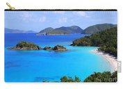 Cinnamon Bay St. John Virgin Islands Carry-all Pouch