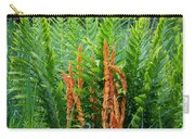 Cinnamon Fern Carry-all Pouch