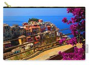 Cinque Terre 1 Carry-all Pouch