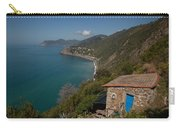 Cinque Terre Grape Shack Carry-all Pouch