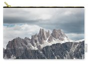 Cinque Torri Area In The Dolomites Carry-all Pouch