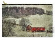 Circa 1855 Carry-all Pouch by Lois Bryan