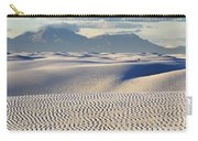 Circles In The Sand Carry-all Pouch