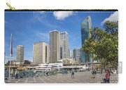 Circular Quay In Central Sydney Australia Carry-all Pouch