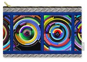 Circulation Carry-all Pouch by Wendy J St Christopher