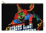 Circus Circus Sign Vegas Carry-all Pouch