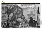 Circus Poster, 1938 Carry-all Pouch