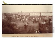 Circus Train Wreck, 1896 Carry-all Pouch