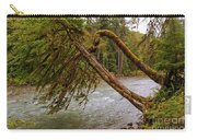 Cispus River At Iron Creek - Washington State Carry-all Pouch