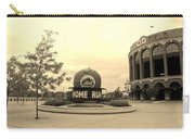 Citi Field In Sepia Carry-all Pouch
