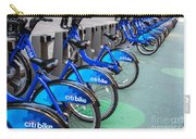 Citibike Rentals Nyc Carry-all Pouch