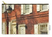 Cities - Philadelphia Brownstone Carry-all Pouch