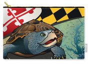 Citizen Terrapin Maryland's Turtle Carry-all Pouch