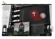 Citizens Bank Park Philadelphia Carry-all Pouch by Bill Cannon