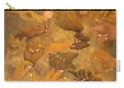 Citizens Of Earth Carry-all Pouch by Pamela Allegretto