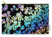 Citric Acid Microcrystal Colorful Abstract Art Carry-all Pouch