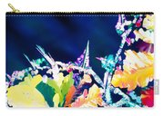 Citric Acid Microcrystals Color Abstract Art Carry-all Pouch