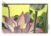 Citron Lotus 2 Carry-all Pouch