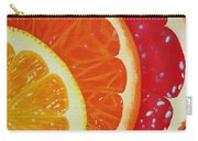 Citrus Hue Carry-all Pouch