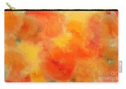 Citrus Passion - Abstract - Digital Painting Carry-all Pouch