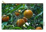 Citrus Sinensis Carry-all Pouch