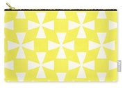 Citrus Twirl Carry-all Pouch by Linda Woods